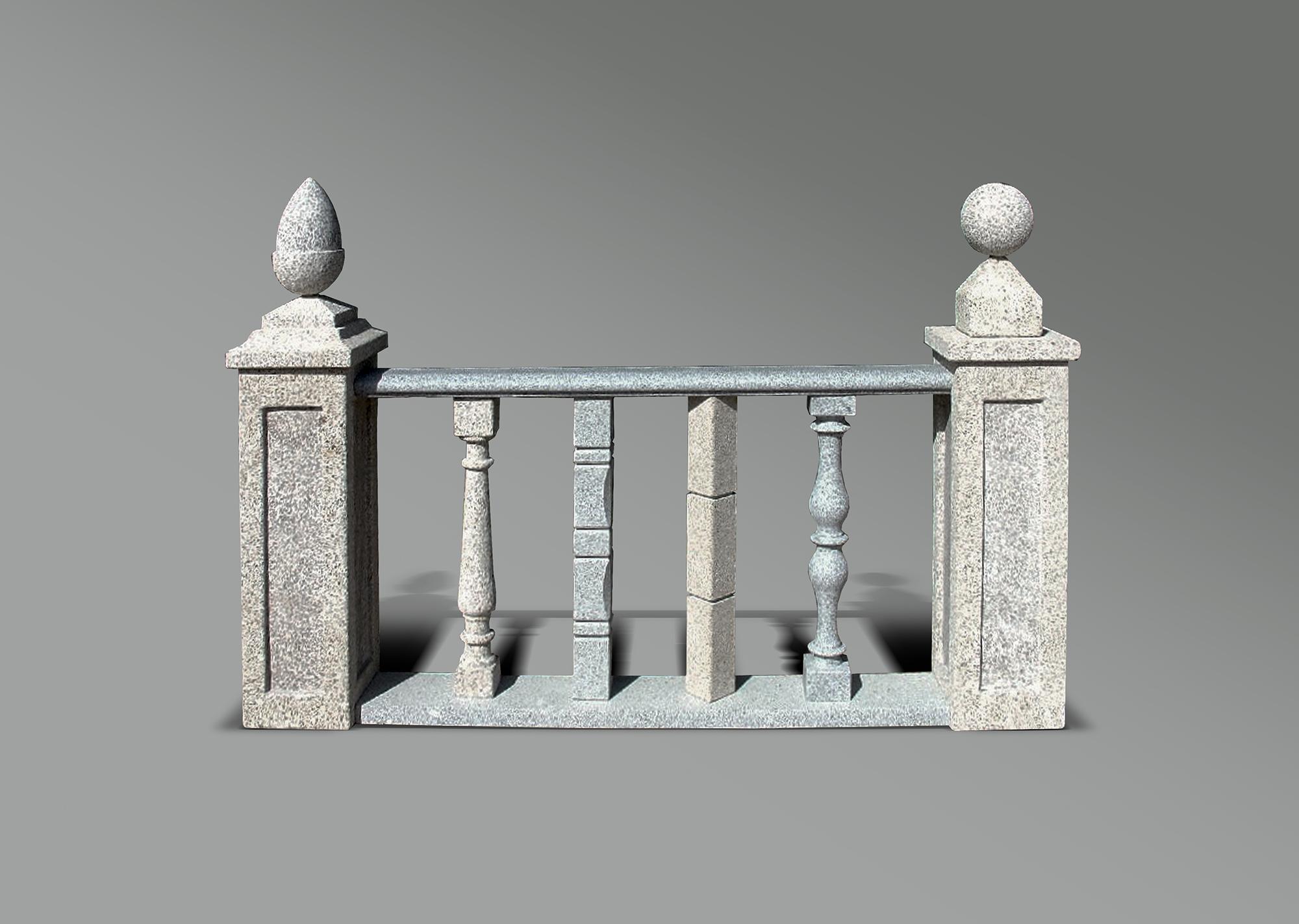 Balaustrada y complementos