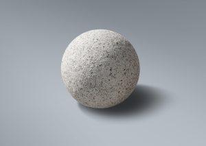 Bola de granito. Posibilidad de varios diámetros.