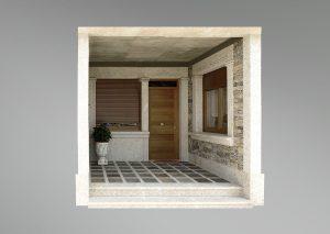 Recercados de puerta y ventana