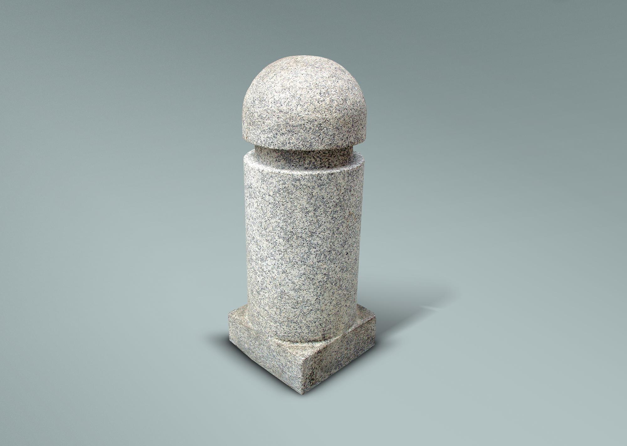 Bolardo cilindro