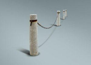 Balaustres encadenados