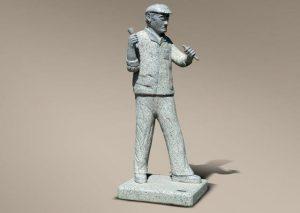 Escultura de cantero