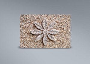 Flor de granito apiconado
