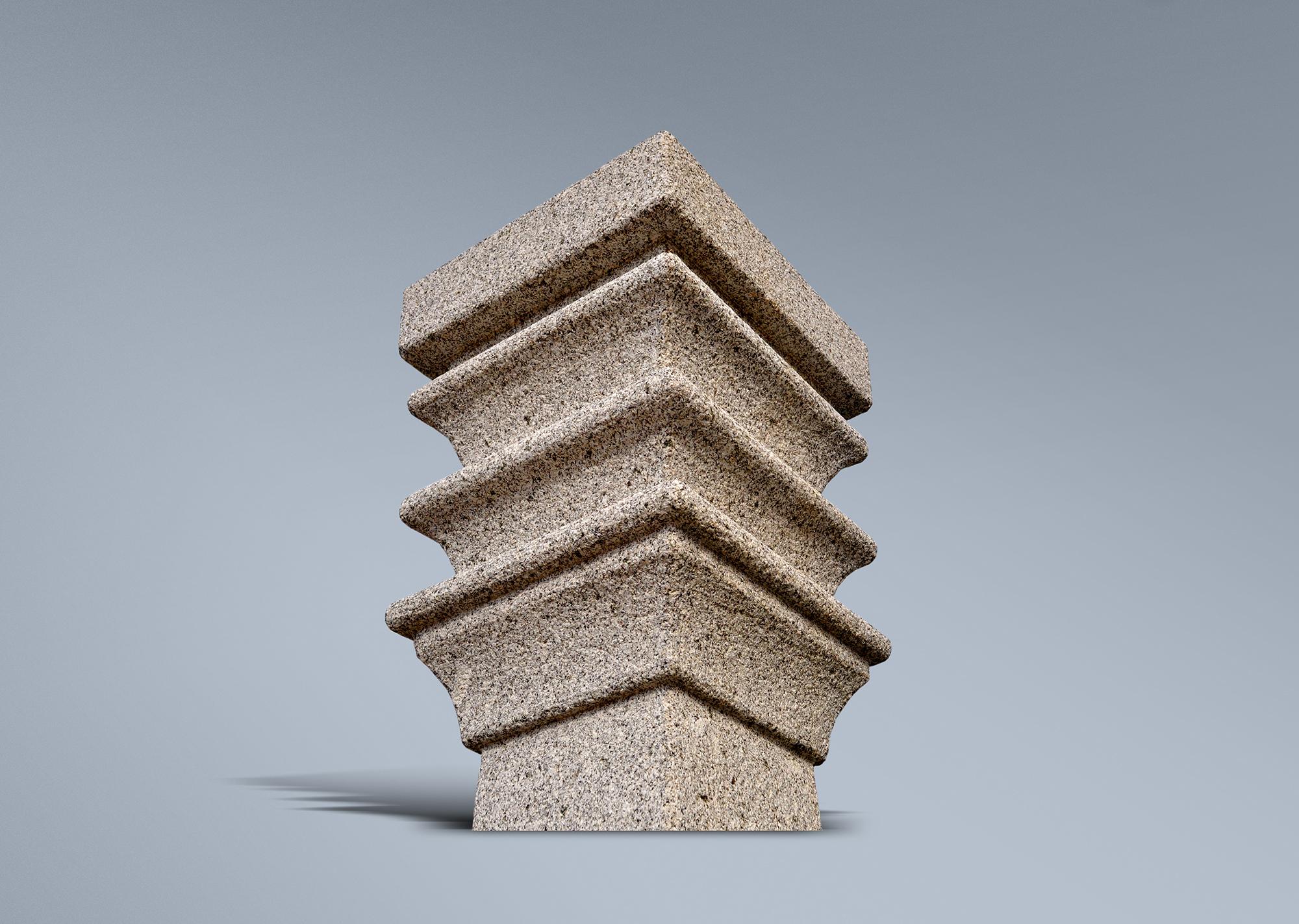 Capitel de granito