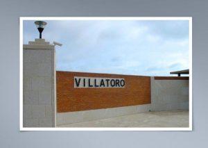 Muro exterior para Villatoro