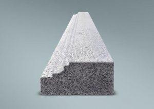 Cornisa de granito