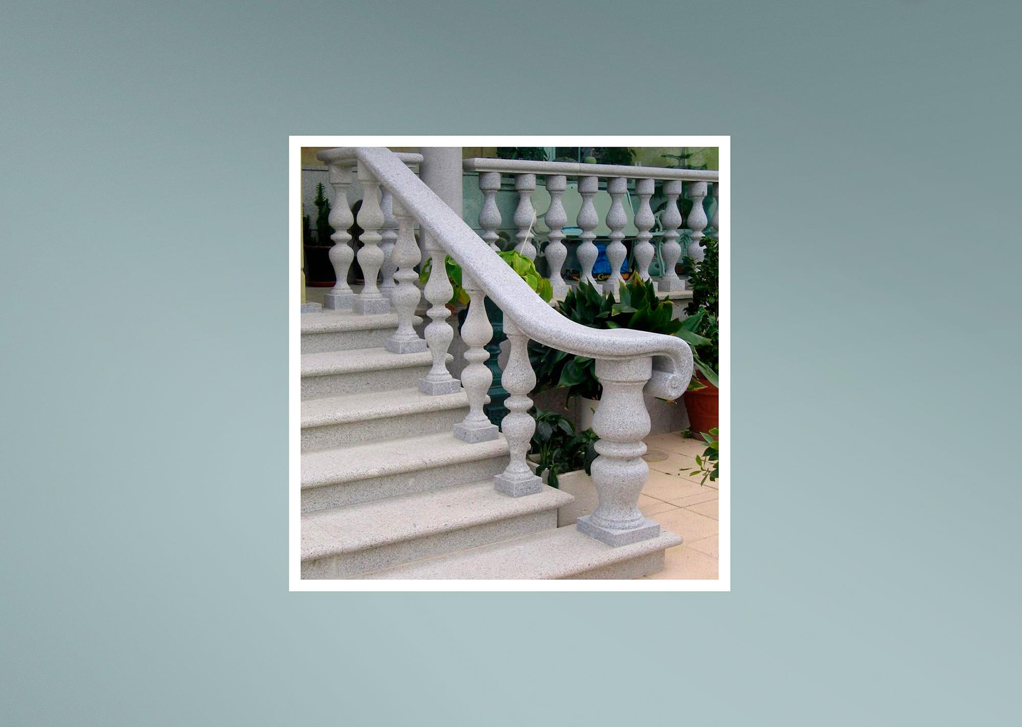 Balaustrada de escalera