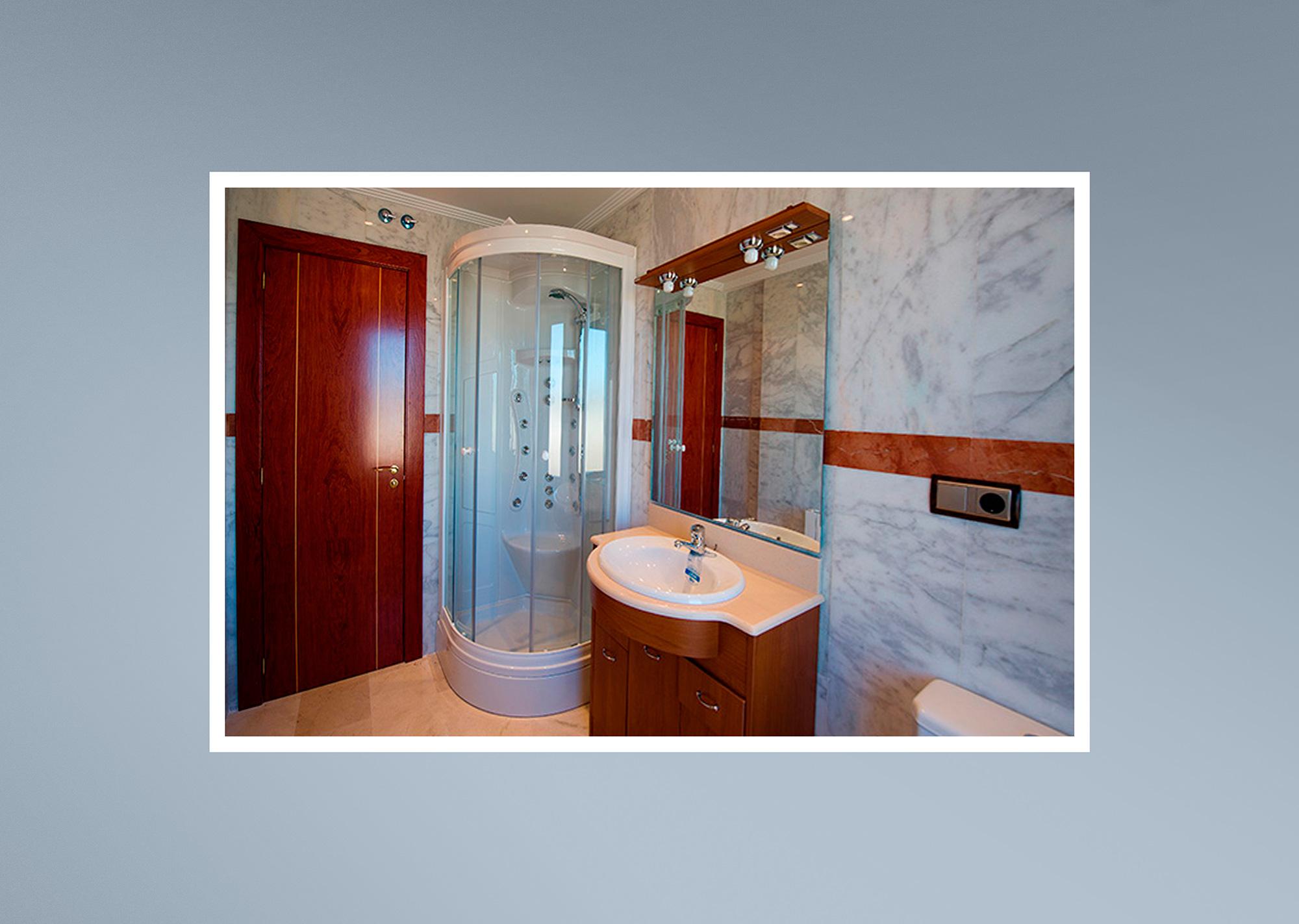 Decoracion de baño interior