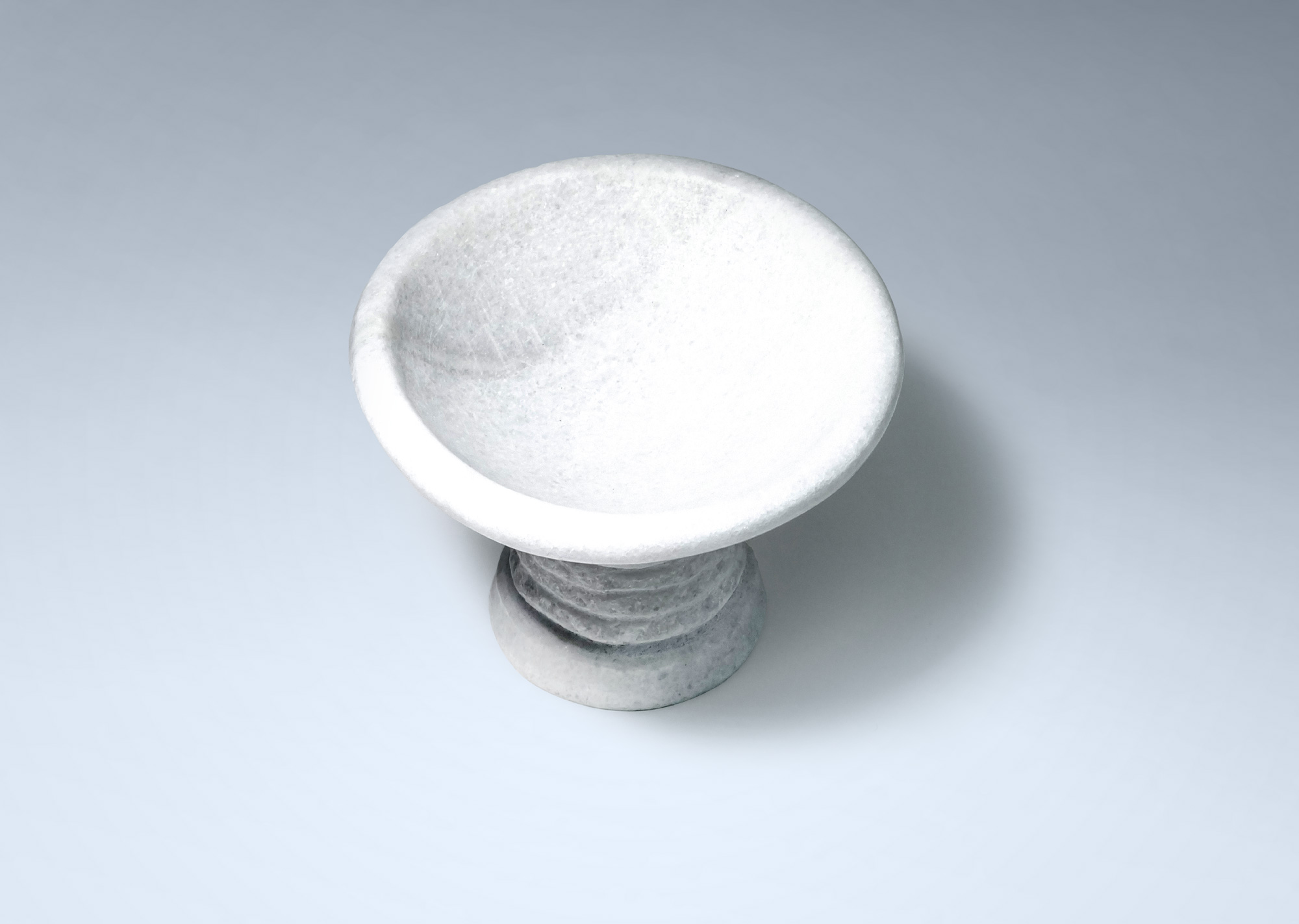 Cuenco en mármol