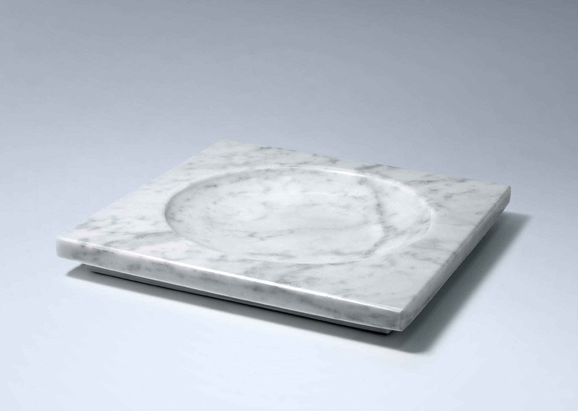 Plato de mármol