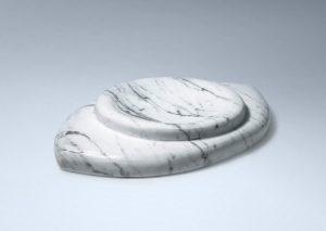 Plato en mármol