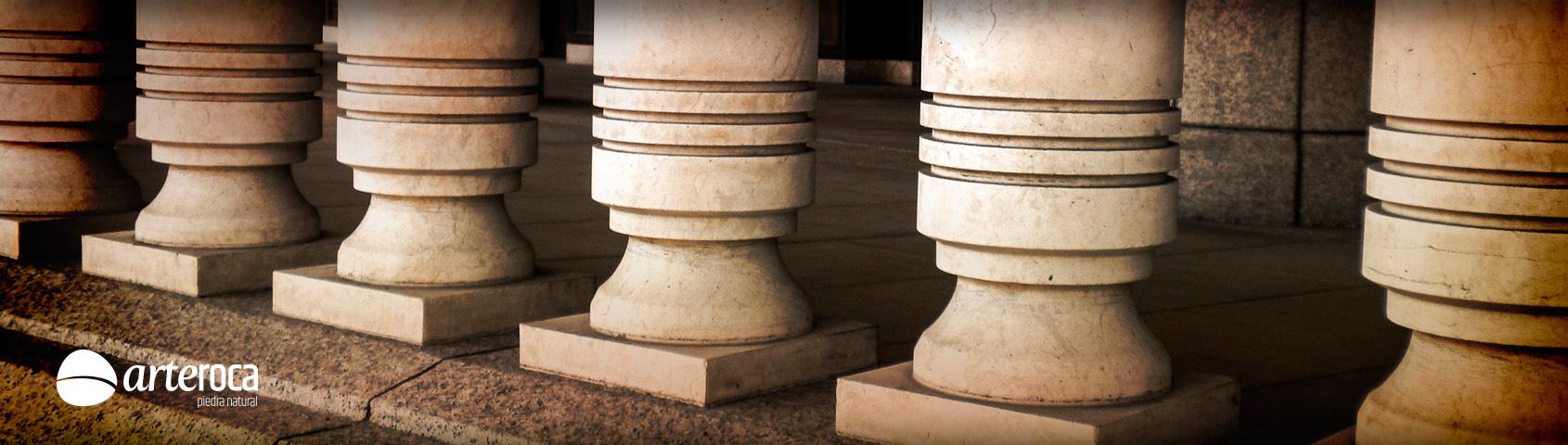 columnas arteroca