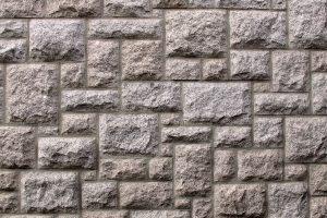 Muro regular a berrugo