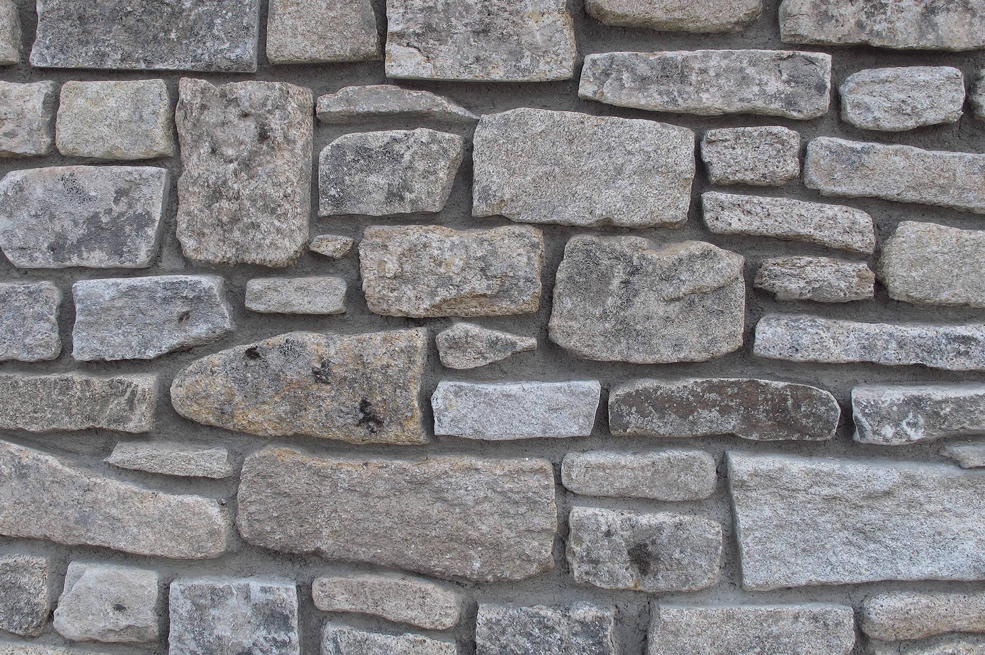 Muro de piedra vieja junta rehundida arteroca - Como hacer muros de piedra ...