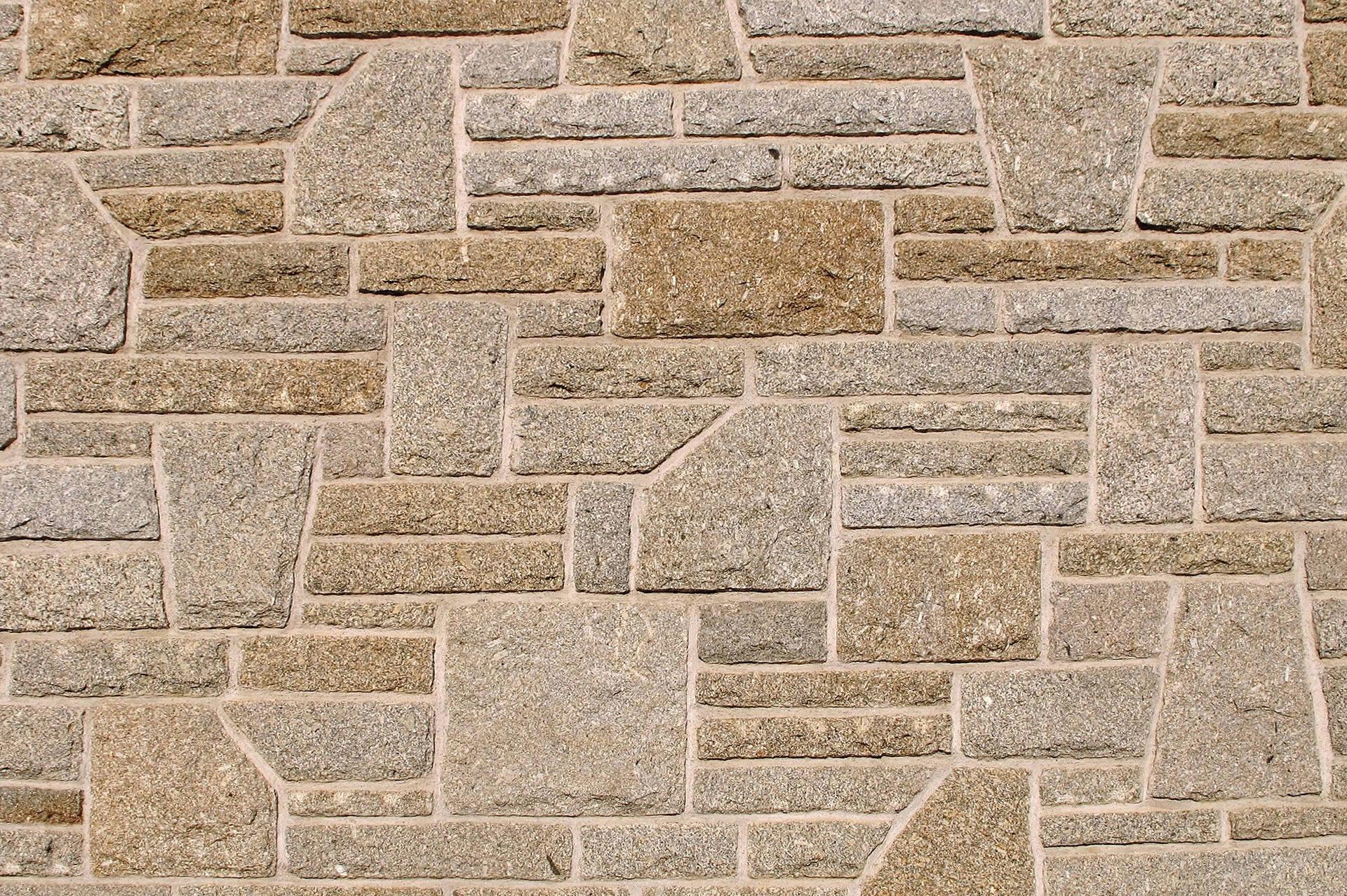 Construcci n de muros y fachadas de piedra arteroca - Piedra para muros exteriores ...