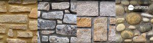 Tipos de muros arteroca